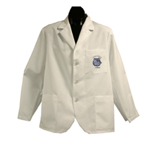 Concordia University Short Labcoat