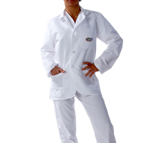University of Florida  Short Labcoat