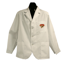 IUPUI Indiana/ Purdue Short Labcoat