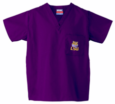 Louisiana State University 1-Pocket Top