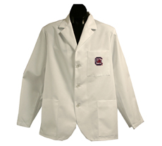 University of South Carolina Short Labcoat