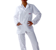 Southern Illinois University Short Labcoat